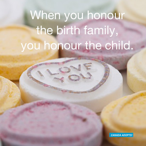 whenyouhonourthebirthfamily