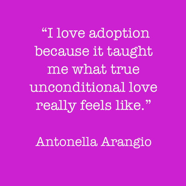 #Iloveadoption-quote