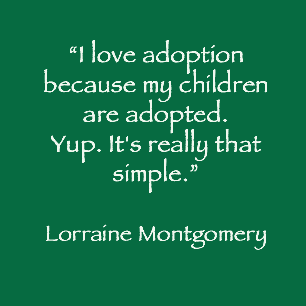 #Iloveadoption-quotation