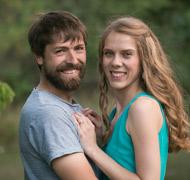 Jennie and Dan