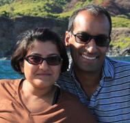 Parvaneh and Amin