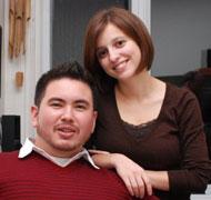 Claudia and Bryan