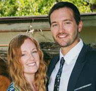 Krista and Joe