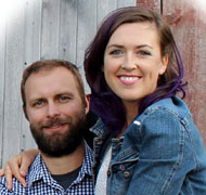 Leanne and Jason