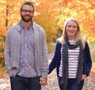 Kristie and Brad