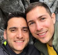 Erez and David