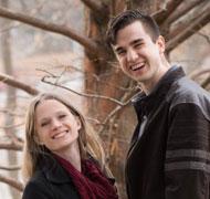 Leah and Jesse