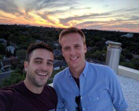 Jordan & Eric