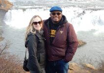 Melissa & Daniel in Iceland