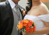 Our wedding in 2011