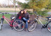 Biking in Ottawa