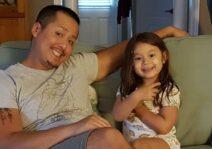 Dino's adorable niece