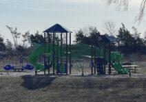 The park near our home