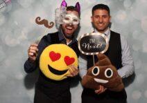 Silly wedding photo!