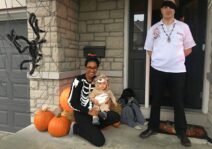 Trick or Treat with Tyler!