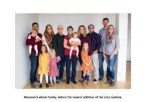 Maureen's Family