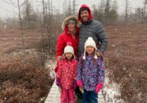 Nature walk, something we love to do; Dec 2020