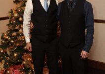 Brandon's Christmas Party