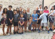 On a trip with Kfir's family