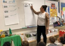 Teaching grade 2