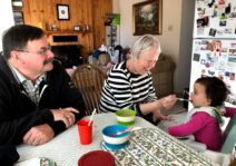 Our families would love to welcome another child - grandparents take joy in every moment!