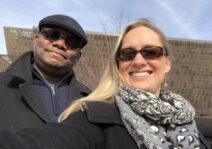 Daniel & Melissa in Washington, DC