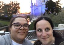 Kass and I at DisneyWorld - Can't Wait to Go Back!