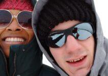 Winter fun: Snowshoeing on a Ottawa Green Belt trail