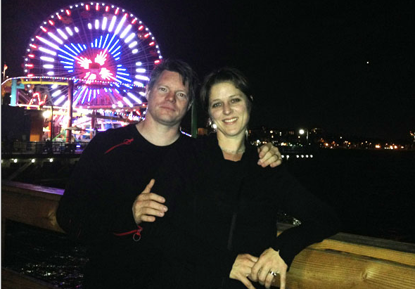 Marius and Jane in San Francisco (2014)