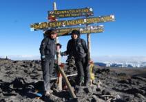 Reaching Kilimanjaro - Africa's highest peak