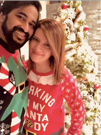 Christmas isn't Christmas without our ugly sweaters.