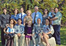 Jeff's Family