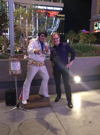 Dan and Elvis