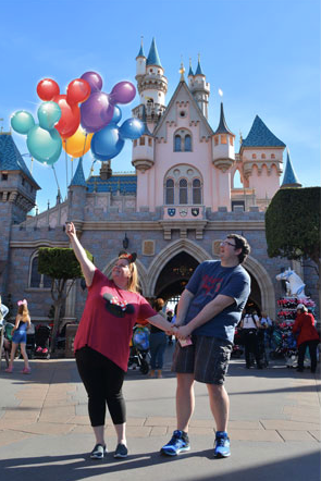 """Visiting the """"Happiest Place on Earth"""""""
