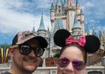 Fun trip to Disney World!