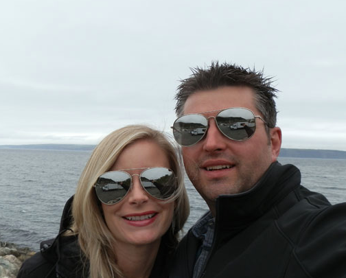 Trip to Newfoundland to see family!