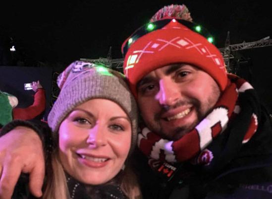 Celebrating New Year's Eve in Niagara Falls!