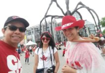 Celebrating Canada Day - 150 years in 2017