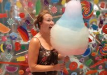 Who doesn't love cotton candy.