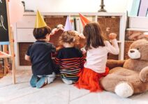 Your child will have a whole network of family and friends who will love them